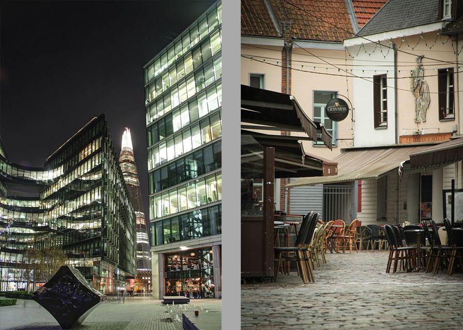 Photographe Centre ville de Londres et Quartier St-leu Amiens