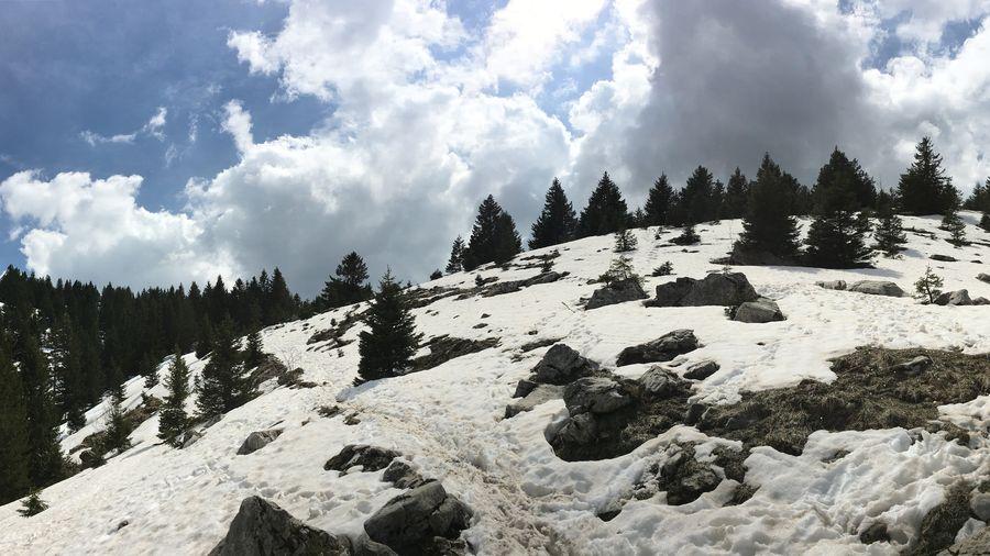 Parmelan neige haute savoie photographe annecy