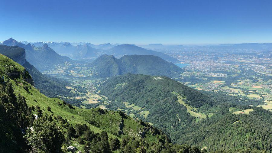 Photographe annecy vue parmelan haute savoie mont veyrier